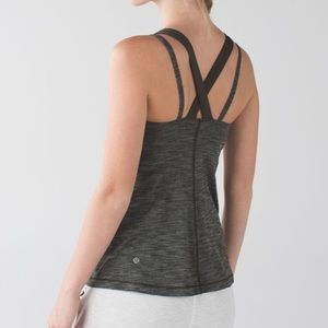 Lululemon | Run for Gold Tank Size 2